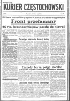 Kurier Częstochowski, 1942, R. 4, nr 114