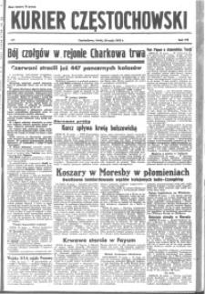 Kurier Częstochowski, 1942, R. 4, nr 119