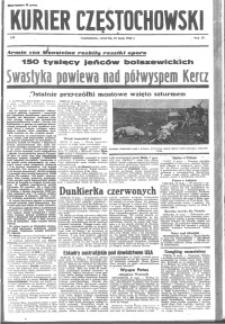 Kurier Częstochowski, 1942, R. 4, nr 120