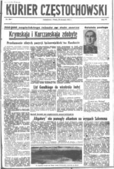 Kurier Częstochowski, 1942, R. 4, nr 200