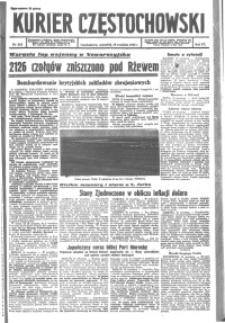 Kurier Częstochowski, 1942, R. 4, nr 215