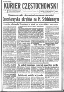 Kurier Częstochowski, 1942, R. 4, nr 272