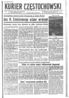 Kurier Częstochowski, 1942, R. 4, nr 285