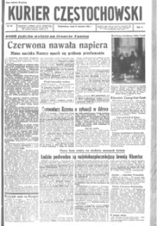 Kurier Częstochowski, 1943, R. 5, nr 23