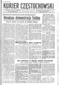 Kurier Częstochowski, 1943, R. 5, nr 180