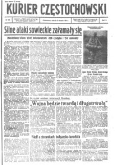 Kurier Częstochowski, 1943, R. 5, nr 199