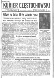 Kurier Częstochowski, 1943, R. 5, nr 210