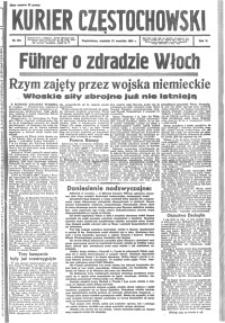 Kurier Częstochowski, 1943, R. 5, nr 216