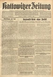 Kattowitzer Zeitung, 1934, Jg. 66, Nr. 252