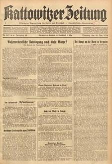 Kattowitzer Zeitung, 1934, Jg. 66, Nr. 267