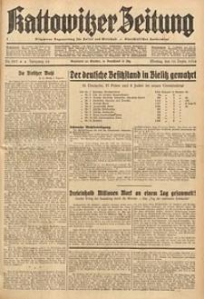 Kattowitzer Zeitung, 1934, Jg. 66, Nr. 283