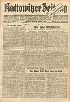 Kattowitzer Zeitung, 1934, Jg. 66, Nr. 241