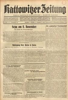 Kattowitzer Zeitung, 1934, Jg. 66, Nr. 248