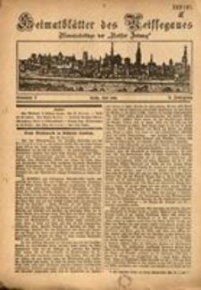 Heimatblätter des Neissegaues, 1926, Jg. 2, Nr. 7