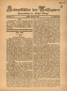 Heimatblätter des Neissegaues, 1930, Jg. 6, Nr. 12