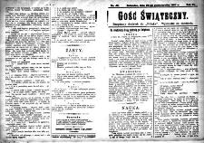 Gość Świąteczny, 1907, R. 3, nr 42