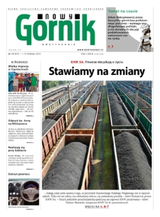 Nowy Górnik, 2013, nr15