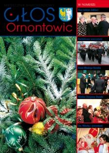 Głos Ornontowic, 2012, nr12 (128)
