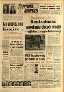 Trybuna Robotnicza, 1961, nr 116