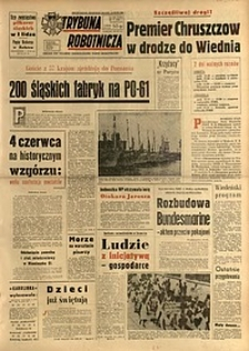 Trybuna Robotnicza, 1961, nr 125