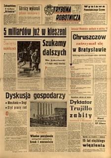 Trybuna Robotnicza, 1961, nr 128