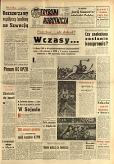 Trybuna Robotnicza, 1961, nr 144