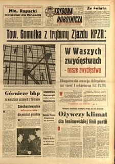 Trybuna Robotnicza, 1961, nr 249