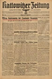 Kattowitzer Zeitung, 1940, Jg. 72, Nr. 14
