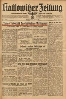 Kattowitzer Zeitung, 1940, Jg. 72, Nr. 20