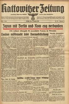 Kattowitzer Zeitung, 1940, Jg. 72, Nr. 32