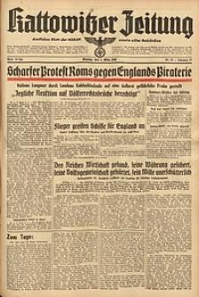 Kattowitzer Zeitung, 1940, Jg. 72, Nr. 63