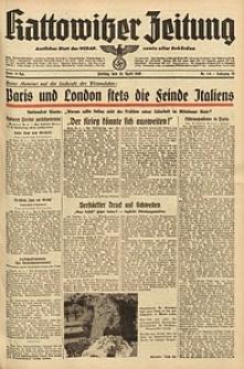 Kattowitzer Zeitung, 1940, Jg. 72, Nr. 114