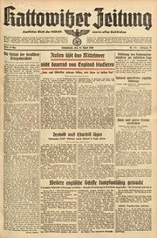 Kattowitzer Zeitung, 1940, Jg. 72, Nr. 115