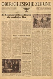Oberschlesische Zeitung, 1944, Jg. 76, Nr. 3