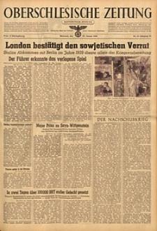 Oberschlesische Zeitung, 1944, Jg. 76, Nr. 25