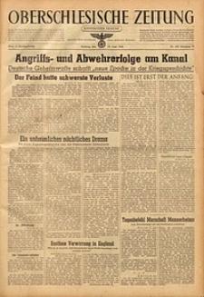 Oberschlesische Zeitung, 1944, Jg. 76, Nr. 166