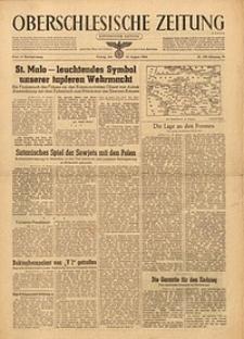 Oberschlesische Zeitung, 1944, Jg. 76, Nr. 226