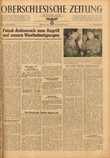 Oberschlesische Zeitung, 1944, Jg. 76, Nr. 254