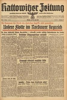 Kattowitzer Zeitung, 1940, Jg. 72, Nr. 158