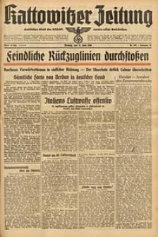 Kattowitzer Zeitung, 1940, Jg. 72, Nr. 165