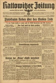 Kattowitzer Zeitung, 1940, Jg. 72, Nr. 180