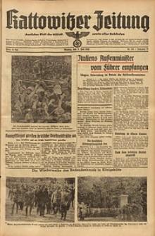 Kattowitzer Zeitung, 1940, Jg. 72, Nr. 186