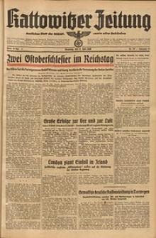 Kattowitzer Zeitung, 1940, Jg. 72, Nr. 187