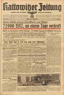 Kattowitzer Zeitung, 1940, Jg. 72, Nr. 218