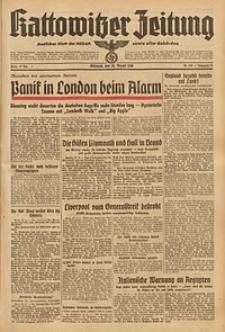 Kattowitzer Zeitung, 1940, Jg. 72, Nr. 237