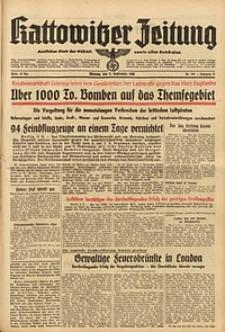 Kattowitzer Zeitung, 1940, Jg. 72, Nr. 249