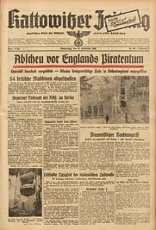 Kattowitzer Zeitung, 1940, Jg. 72, Nr. 252