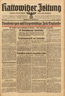 Kattowitzer Zeitung, 1940, Jg. 72, Nr. 265