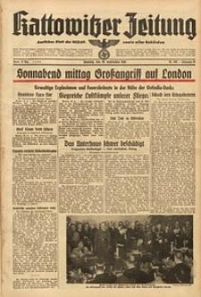 Kattowitzer Zeitung, 1940, Jg. 72, Nr. 269