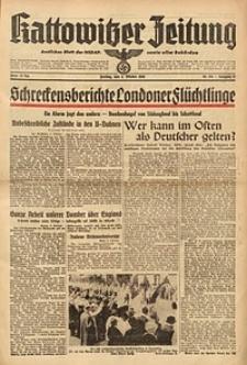 Kattowitzer Zeitung, 1940, Jg. 72, Nr. 274